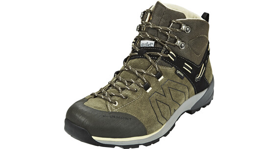 Garmont Santiago GTX Hiking Shoes Men Olive Green/Beige